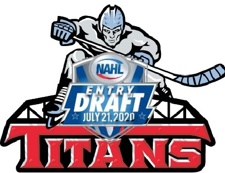 Titans have 24th pick in tomorrow's NAHL Entry Draft